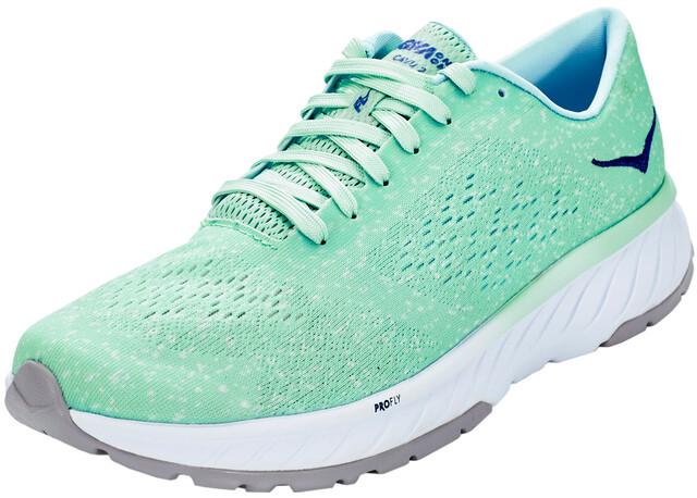 Hoka One One Cavu 2 Running Shoes Dame lichensodalite blue